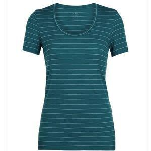 Icebreaker Tech Lite Scoop Neck Shirt women's sm